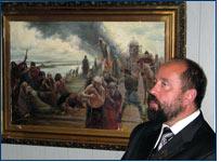 Персональная выставка Беглова А. И.