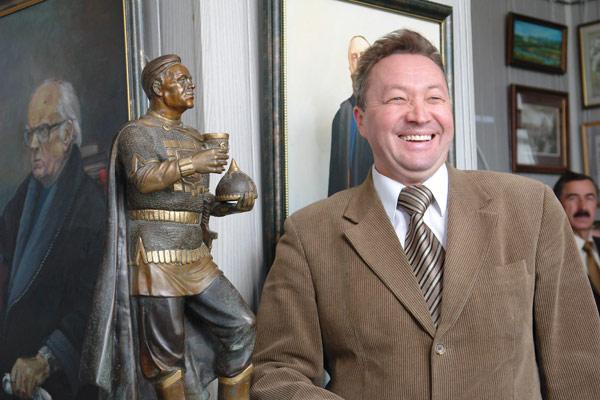 Глебова ирина скульптор член союза художников