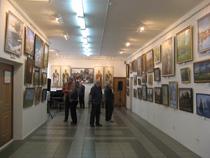 Выставка в Долгопрудном
