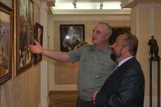 Выставка в Академии МВД