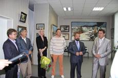 Юбилейная выставка А. Беглова