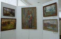 Открытие выставки в Коломне