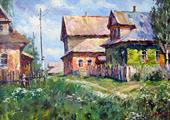 На земле Щёлковской