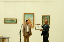 Выставка Станислава Воронова