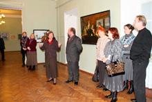 Выставка в Ростове Великом