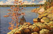 Выставка А.И.Беглова в Химках