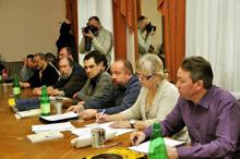Отчетно-перевыборная конференция