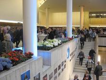 Выставка Беглова А.И. в Берлине